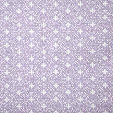 Lilac Print Drapery and Upholstery Fabric by Pindler