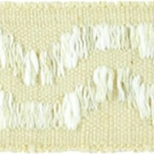 Braids Ivory Trim by Groundworks