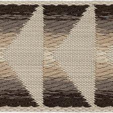 Braids Beige/Brown/Grey Trim by Groundworks