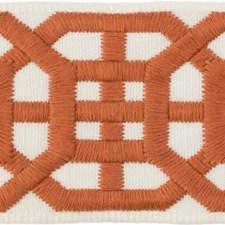 Braids Orange Trim by Lee Jofa