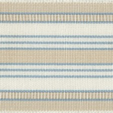 Tapes Beige/Blue Trim by Lee Jofa