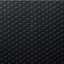 Back In Black Metallic Drapery and Upholstery Fabric by Kravet