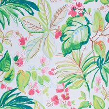 Palm Drapery and Upholstery Fabric by RM Coco