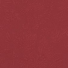 Triponti-Rouge Botanical Drapery and Upholstery Fabric by Kravet