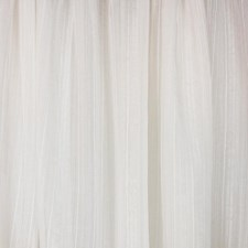 Cameo White Drapery and Upholstery Fabric by RM Coco