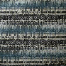 Indigo Stripe Drapery and Upholstery Fabric by Pindler