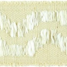Braids Ivory Trim by Groundworks