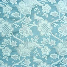 Whitney Silk-Lagoon Damask Drapery and Upholstery Fabric by Lee Jofa
