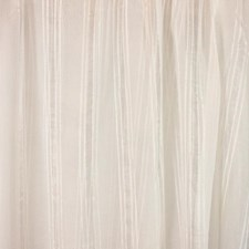 Gleaming White Drapery and Upholstery Fabric by RM Coco