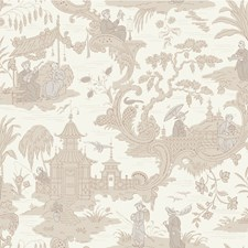 Neutral Wallcovering by Cole & Son Wallpaper