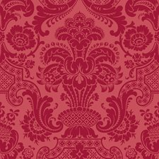 Red Print Wallcovering by Cole & Son Wallpaper