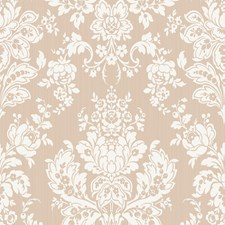 Shell Pink Print Wallcovering by Cole & Son Wallpaper