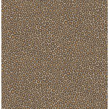 Brown/Gold Print Wallcovering by Cole & Son
