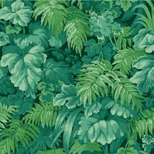 Forest Green Botanical Wallcovering by Cole & Son Wallpaper