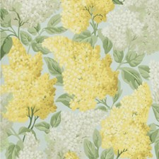 Lemon/Olive/Prm Blue Print Wallcovering by Cole & Son Wallpaper