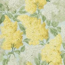 Lemon/Olive/Prm Blue Print Wallcovering by Cole & Son Wallpaper