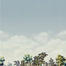 V T I/C Novelty Wallcovering by Cole & Son Wallpaper