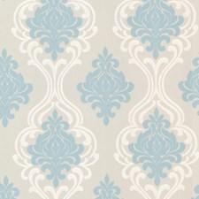 Light Blue Modern Wallpaper Wallcovering by Brewster