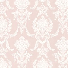 Rose Traditional Wallpaper Wallcovering by Brewster