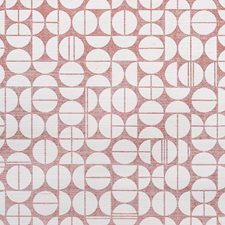 Blooming Pink On Venetian Glam Grass Wallcovering by Phillip Jeffries Wallpaper