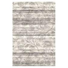 356211 Woodlands Light Grey Floral Board Mural by Brewster