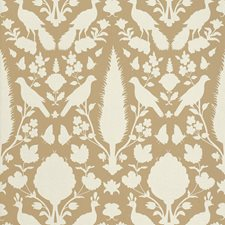 Fawn Wallcovering by Schumacher Wallpaper