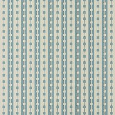 Blues Blue Wallcovering by Schumacher Wallpaper