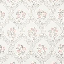 Rose Wallcovering by Schumacher Wallpaper