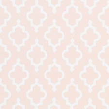 Quiet Pink Wallcovering by Schumacher