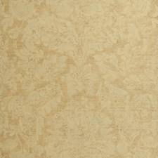 Burnished Gold Damask Wallcovering by Stroheim Wallpaper