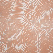 Coral On White Paperweave Wallcovering by Phillip Jeffries Wallpaper