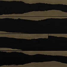 Cocoa Stripe Wallcovering by Phillip Jeffries Wallpaper