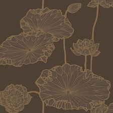 Brun Wallcovering by Cole & Son Wallpaper