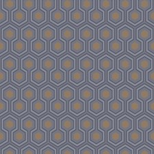 Dark Gry/Bronz Wallcovering by Cole & Son Wallpaper
