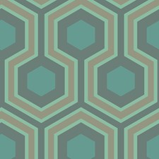Green Wallcovering by Cole & Son Wallpaper