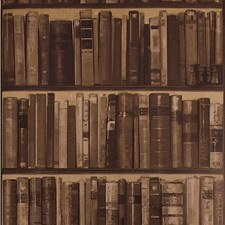 Leather Novelty Wallcovering by Andrew Martin Wallpaper