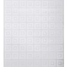White and White On White Patent Contemporary Wallcovering by Brunschwig & Fils