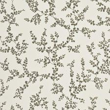 Ivory/Oyster Botanical Wallcovering by G P & J Baker