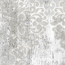 Silver Washed Wallcovering by Innovations