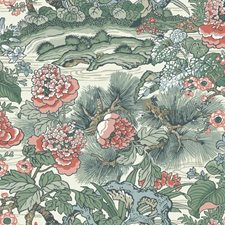 CY1542 Dynasty Floral Branch by York