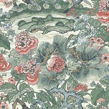 CY1542 Dynasty Floral Branch by York