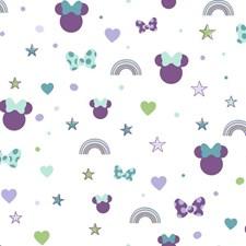 DI0990 Disney Minnie Mouse Rainbow by York