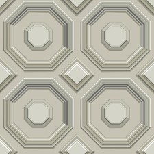 DI4743 Coffered Octagon by York