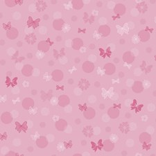 DY0178 Disney Minnie Mouse Bows & Dots by York