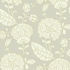 Pearlescent Beige/Tan Bohemian Wallcovering by York