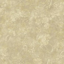 Beige/Tan/Taupe Floral Wallcovering by York