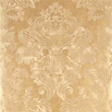 Mole/Pewter Damask Wallcovering by Mulberry Home