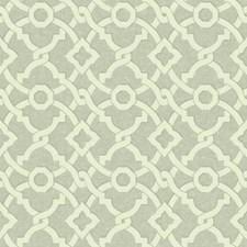 Grey/Cream Trellis Wallcovering by York