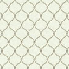 Beige/Light Taupe/Grey Geometrics Wallcovering by York