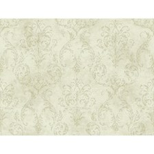 Pearl/Grey/Taupe Raised Prints Wallcovering by York